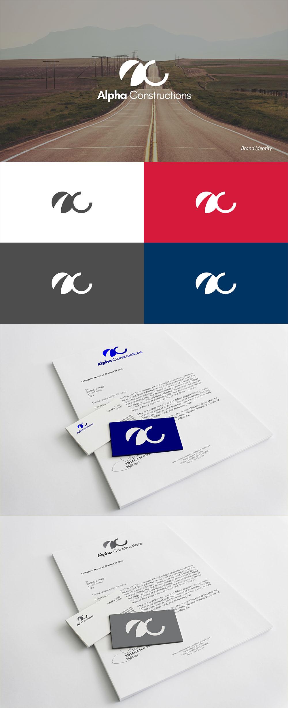 Aplha Branding (Logo)
