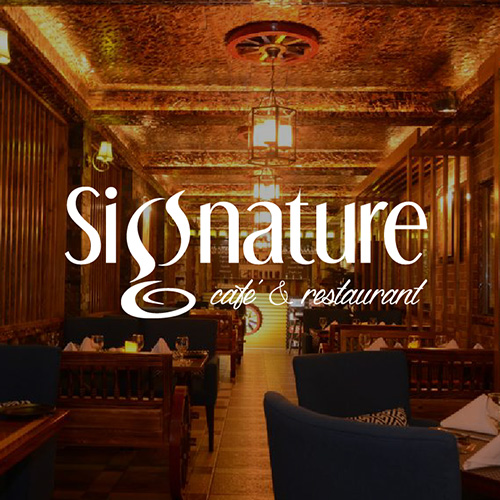 BI Signature Branding